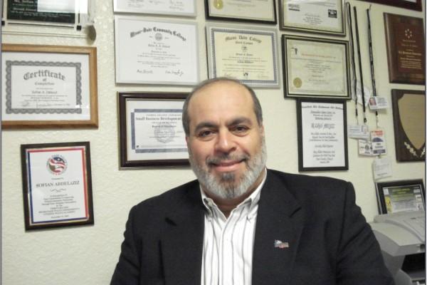 SOFIAN ABDELAZIZ ZAKKOUT, Director of AMANA