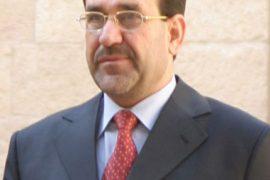 Nouri al Maliki- Prime Minister of Iraq