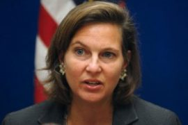 State Department Spokeswoman, Victoria-Nuland