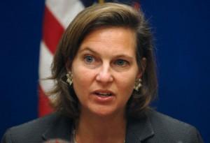 State Department Spokeswoman, Victoria-Nuland