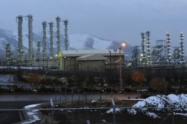 Iran - Nuclear Facilities / thelosangelespost.org