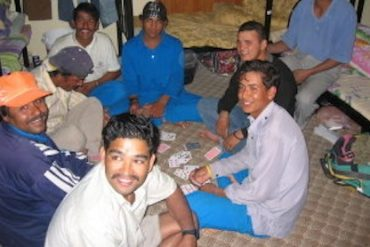 Nepali migrant workers in Saudi Arabia / NET2NEPAL.com
