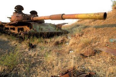 16.7 kilometers south of Lachin © Onnik Krikorian / Conflict Voices