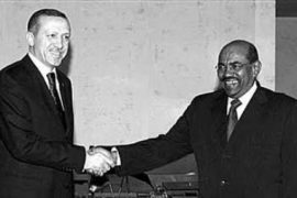 Erdogan and Al-Bashir