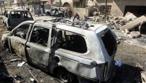 At least 38 killed in Baghdad bomb attacks